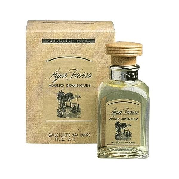 Agua Fresca de Adolfo Dominguez en Perfumes Valencia .net