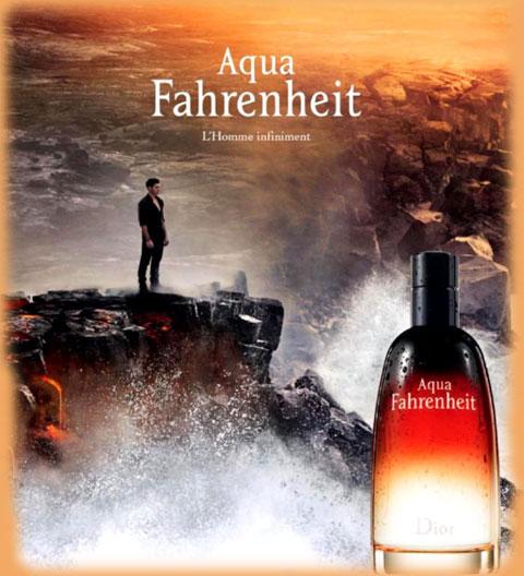 Aqua Farenheit de Christian Dior