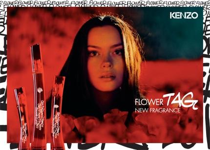 Flower Tag by Kenzo, edición especial
