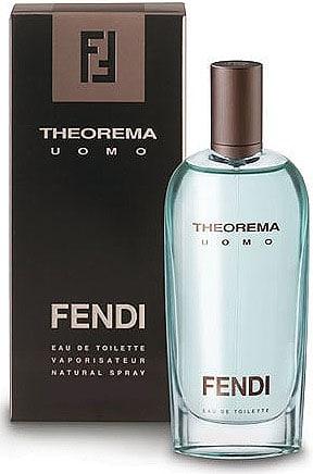 Theorema Uomo by Fendi, para hombres elegantes
