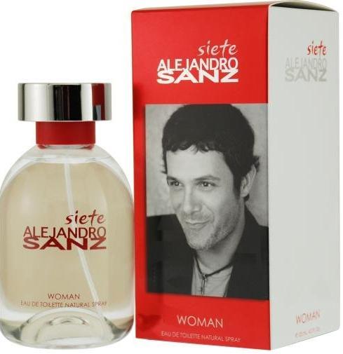 Siete Woman by Alejandro Sanz