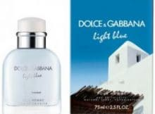Dolce & Gabbana Light Blue pour Homme Living Stromboli by Dolce & Gabbana en perfumes Valencia