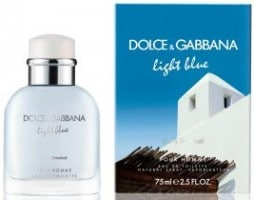Dolce & Gabbana Light Blue pour Homme Living Stromboli by Dolce & Gabbana