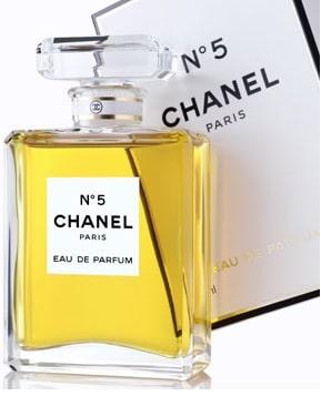 Perfumes para mujer, Chanel nº5 en perfumes Valencia