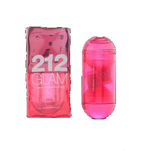 Perfumes Valencia 212 Glam de Carolina Herrera perfumes para mujer