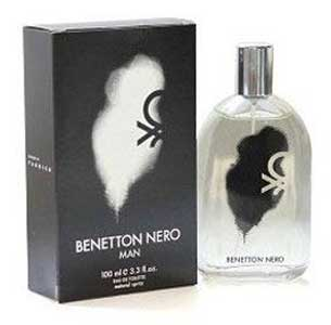 Benetton Nero en Perfumes Valencia