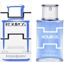 Kouros Eau de Toilette Tonique 2011 en Perfumes Valencia