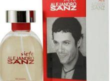 Siete woman de Alejandro Sanz analizada por el blog Perfumes Valencia