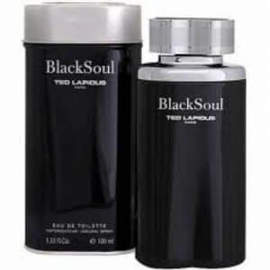 Black Soul by Ted Lapidus en Perfumes Valencia