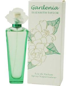 Gardenia by Elizabeth Taylor es presentado por perfumes Valencia