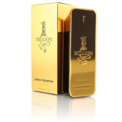Pacco rabanne one Million, perfumes para hombre en perfumes valencia