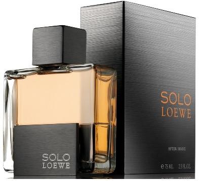 Solo de Loewe, perfumes para hombre en perfumes Valencia