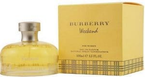 Weekend de Burberry en perfumes Valencia